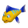 Flounder deco