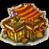 Helper's hut