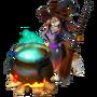 Witch deco