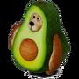 Bear avocado deco