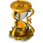 Hourglass something wrong with time! deco