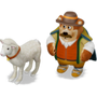 Hapless shepherd deco