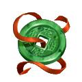 Jade coin