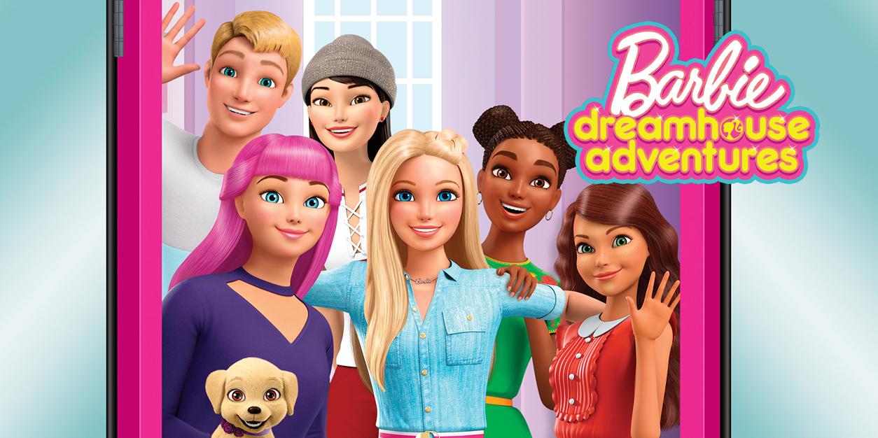 Barbie: Dreamhouse Adventures\/Gallery  Barbie: Dreamhouse Adventures Wiki  Fandom