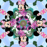 Kaleidoscope Minnie Mouse from Mickey Mouse Mixed-Up Adventures