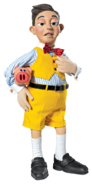 Nick Jr. LazyTown Stingy 4