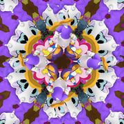 Kaleidoscope Daisy Duck from Mickey Mouse Mixed-Up Adventures
