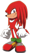 Knuckles the Echidna (Sonic X)