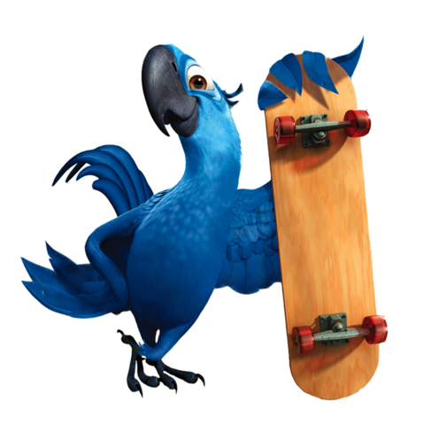 File:Blu with skateboard.png