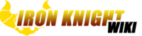 Iron Knight2Wiki-wordmark