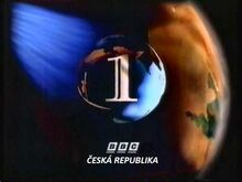 BBC One Czech Republic 1994