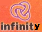 Infinity Minecraftia logo 1995