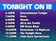 KWSB tonight 1983