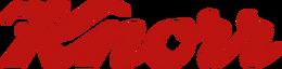 Knorr logo old