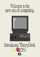 TheoryDesk 1985 ad