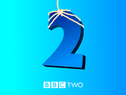 BBC2 ident spoof 2000 - This Hour Has America's 22 Minutes - Hanging 2