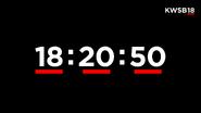 KWSB 2014 Clock