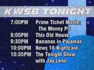 KWSB tonight 1992