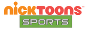NICKTOONS Sports Logo