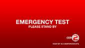 CER2 HD emergency TEST slide 2013
