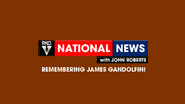 RKO National News special James Gandolfini open 2013