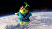 CER2 Funassyi in Space Ident