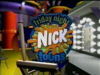 Friday Night Nicktoons
