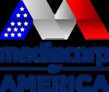 Mediacorp of America logo (2015-)