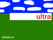 Ultra TV green field and blue sky ident 2001