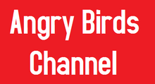 Angry Birds Channel Logo 2014-2015