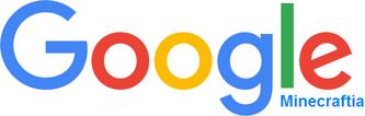 Google Minecraftia Logo 2015