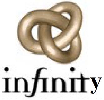 Infinity Minecraftia logo 2003