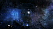 Rede Globo 2000-styled ident spoof on This Hour Has America's 22 Minutes - Space