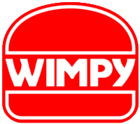 Second Wimpy Logo small