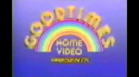 Goodtimes Home Video/Fake VHS Covers