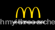 Mcdonalds 2003 logo spoof from thha22m - oh my three arches
