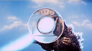 Rede Globo 2000-styled ident spoof on This Hour Has America's 22 Minutes - Gozilla