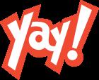 Yay! Logo 2002-2015