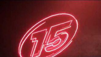 15Network 2019 Ident; 'Neon'