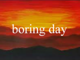 Boring day productions