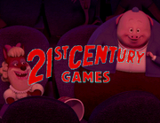 21st Century Games Logo 2004-2008