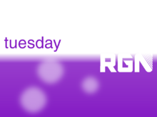 RGN Tuesday promo 2003