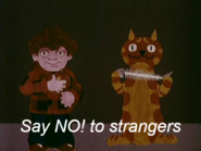 Charley says