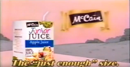 McCain Junior Juice (1996)