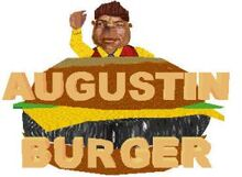 Augustin burger logo
