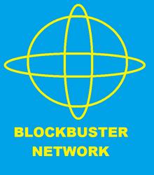 Blockbuster network logo