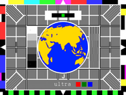 Ultra TV Testcard J November 1998