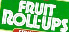 Fruit Roll-Ups 1983 logo