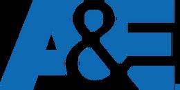 A&e network-logo blue