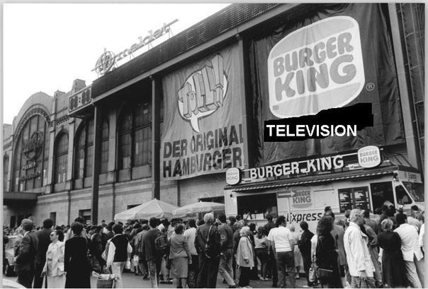 Burger King Television (1990-1993)